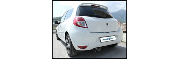 Clio 3 Restyling