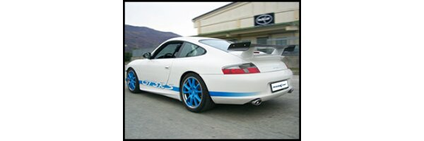 996 GT3 RS 381PS 2003-2004