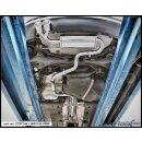 VW SCIROCCO 2.0 TDI 140PS Inoxcar Mittelrohr Cuprohr...