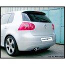 VW GOLF 5 2.0 TFSI GTI 200-230PS Inoxcar Sportauspuff...