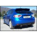 Subaru IMPREZA 4WD 2.5T WRX STI 08MY 300PS Inoxcar...