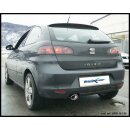 Seat IBIZA 1.9 TDI 90PS-110PS Inoxcar Sportauspuff...