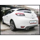 Renault Mégane III Coupe 2.0 TCE 180PS Inoxcar...