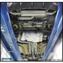 Opel ASTRA J OPC 2.0 Turbo 280PS Inoxcar Katersatzrohr...
