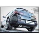 Opel ASTRA J 1.6 TURBO S 180PS Inoxcar Sportauspuff...