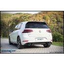 VW GOLF 7.5 2.0 GTI 245PS Inoxcar Endschalldämpfer...