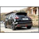 Nissan JUKE NISMO RS 1.6 218PS 2WD Inoxcar Sportauspuff...