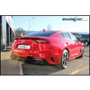 Kia Stinger GT 3.3 T-GDI AWD 370PS Inoxcar Endrohrsatz...