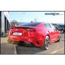 Kia Stinger GT 3.3 T-GDI AWD 370PS Inoxcar Sportauspuff...