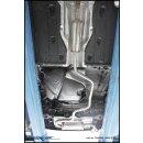 VW Golf 7 1.4 125PS Inoxcar Sportauspuff 80mm RACING...