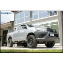 Toyota HILUX PICK-UP 2.4 D 150PS Inoxcar Endrohr 100mm...