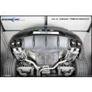 Porsche Macan S 3.0 TDI V6 250PS Inoxcar Cuprohr Mittelrohr Edelstahl