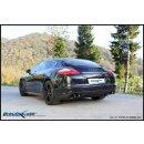 Porsche PANAMERA 4S 4.8 8V 400PS Inoxcar Sportauspuff...