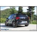 VW POLO AW 2.0 GTI 200PS Inoxcar Sportauspuff 2x80mm...