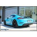 PORSCHE CAYMAN S 2.5I Turbo 350PS Inoxcar Sportauspuff...