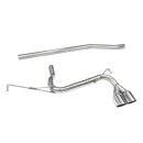 Fiat 500X 1.0 120PS Inoxcar 80mm Endrohre Edelstahl